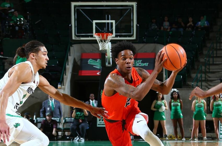 Dunk MADNESS! Gilyard to Willms Ally Oop Slams North Texas 68-66, UTEP CUSA Tourney-Bound