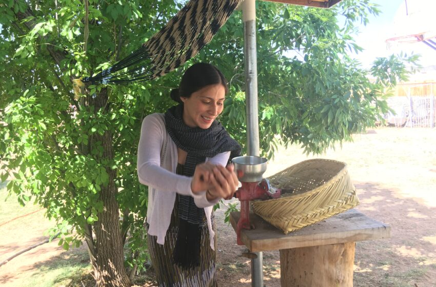Gallery+Story: New Poetry Book Explores Ancient Culinary Tradition