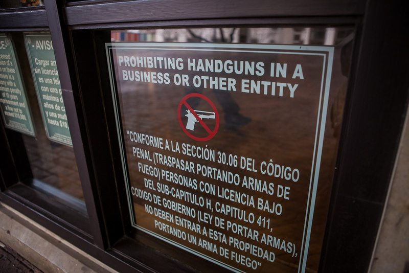 As Open Carry takes effect, Officials predict lawsuits