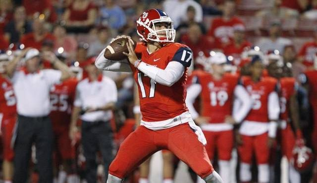 UTEP Football Adds Transfer Quarterback Greenlee from Fresno State