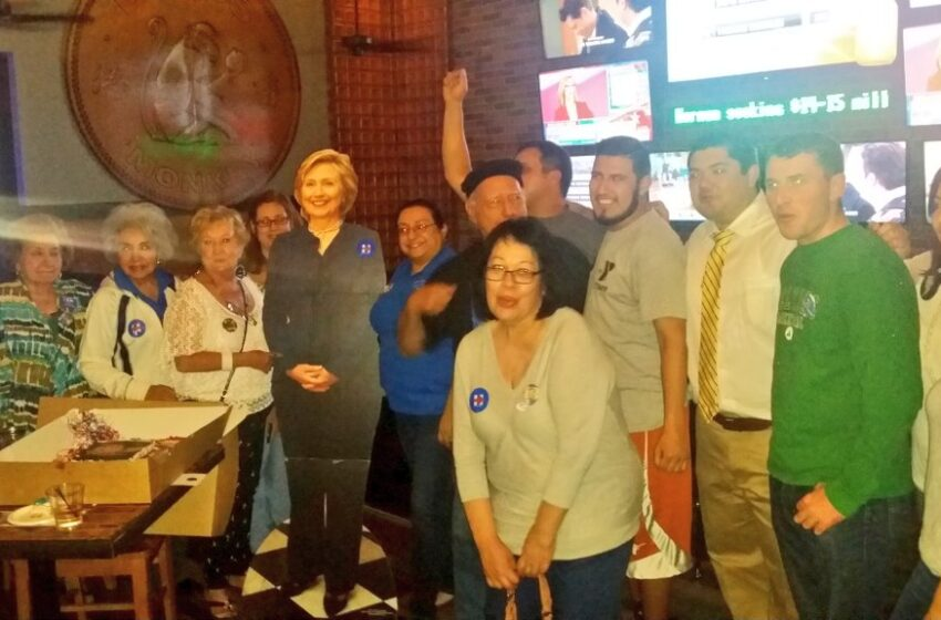 The Wondering Latina: Celebrating Super Tuesday with EP Democrats
