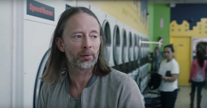 New Radiohead Video to play at Alamo Drafthouse Cinema at Montecillo