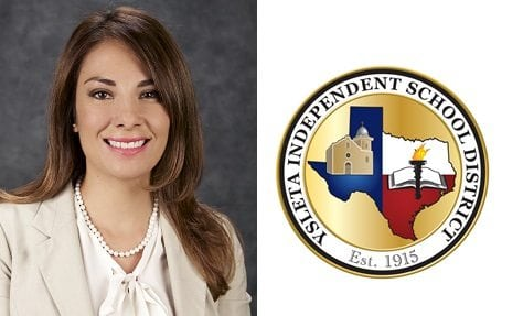 Ysleta ISD Appoints Principal for New Del Valle MS