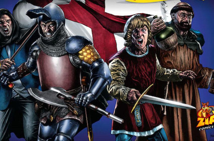 TNTM: Valiant Comics Immortal Brothers Reunite
