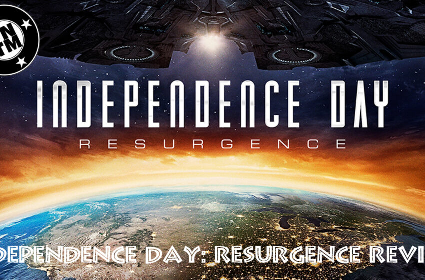 TNTM Independence Day: Resurgence review