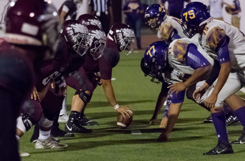 Story in Many Pics: Burges Blanks Ysleta 30-0