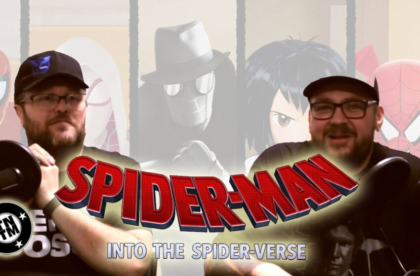 Video: Spider-man: Into the Spider-verse discussion