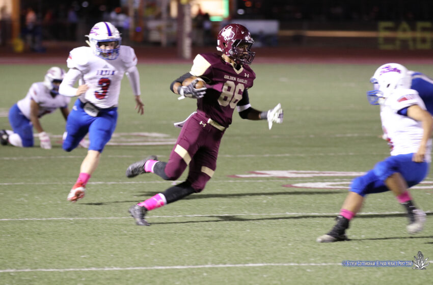 Story in Many Pics: Andress Blanks Irvin 52-0