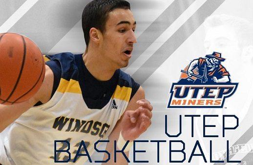 UTEP Basketball Adds Canadian Guard Osborne