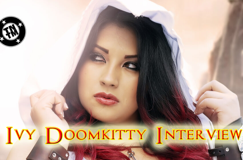 Audio: Ivy Doomkitty International Cosplayer, Artist, Gamer, Model