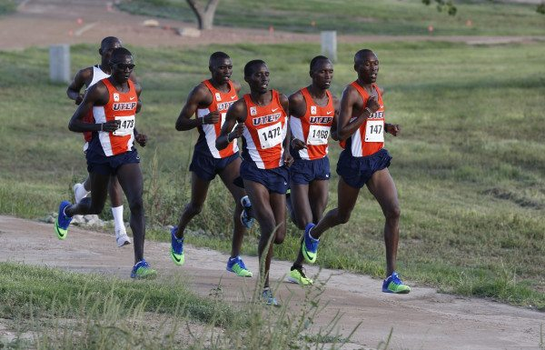 Miners dominate home Cross Country Meet
