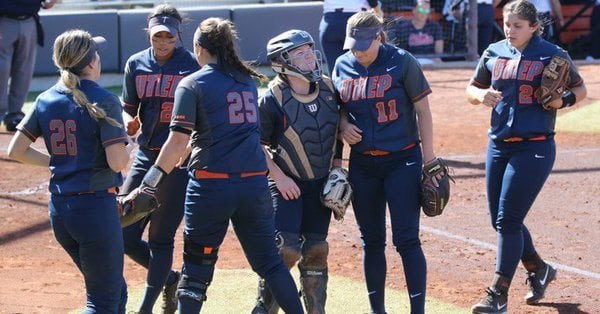 Miners Keep Postseason Hopes Alive with Saturday Sweep of LA Tech