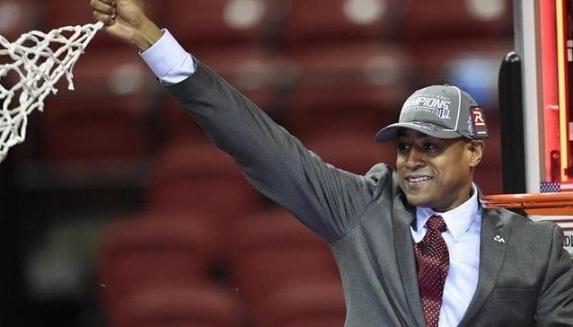UTEP Names Rodney Terry Men's Basketball Coach