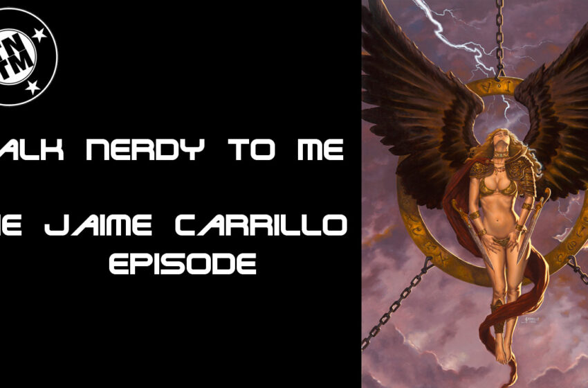 Jaime Carrillo interview