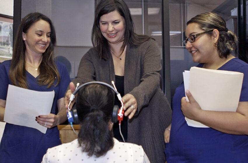UTEP Professor shows hearing aids improve memory, speech