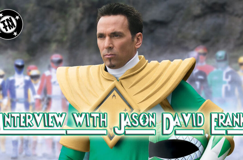 Audio: TNTM Interview with Jason David Frank