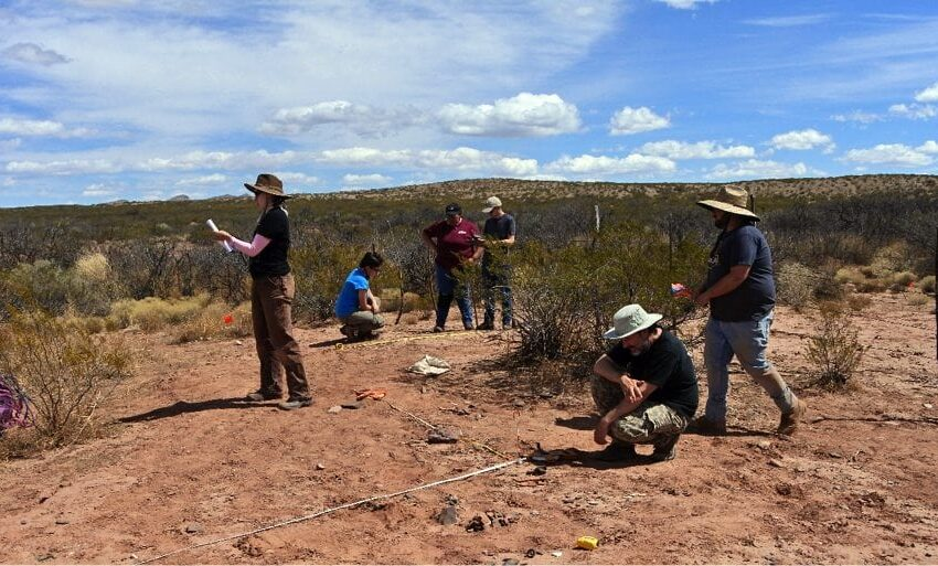 NMSU Anthropology Professor Studies Evidence of Historic Trading Route