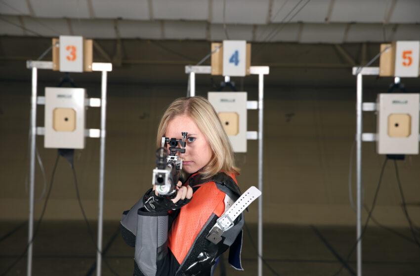 UTEP Rifle Shoots Best Season-Opening Score Since 2011-12 At TCU Sunday