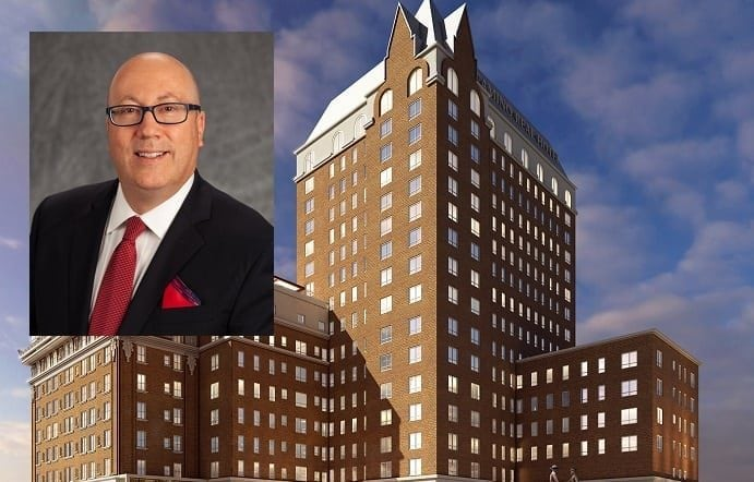 Hotel Paso del Norte Names New General Manager