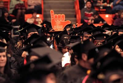 UTEP's Spring Commencement Marks 100-Year Anniversary next Saturday