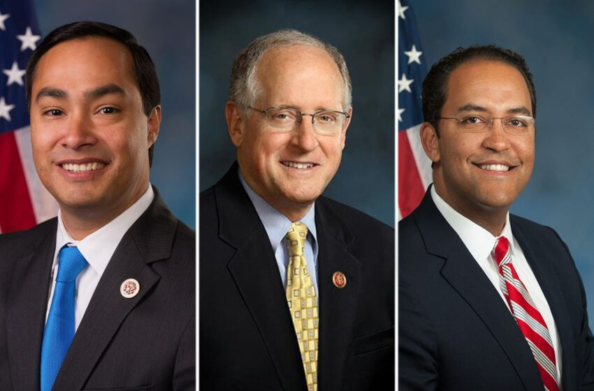 How U.S. Reps. Mike Conaway and Will Hurd Explained Their Votes to Release Secret Memo