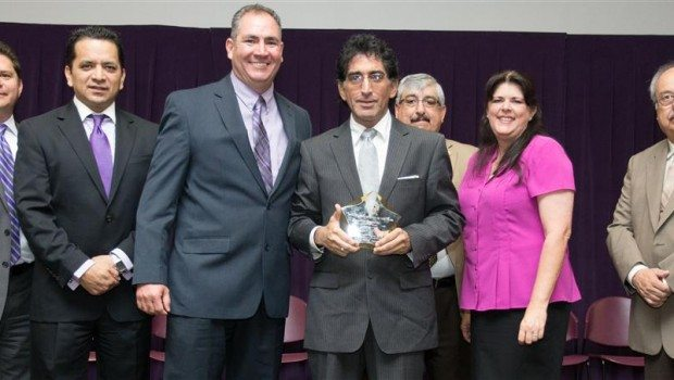 Eastlake Parent Volunteer honored by state education board