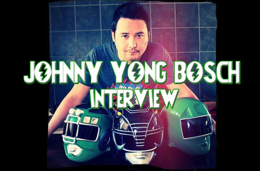 Audio+Pics: Johnny Yong Bosch Interview