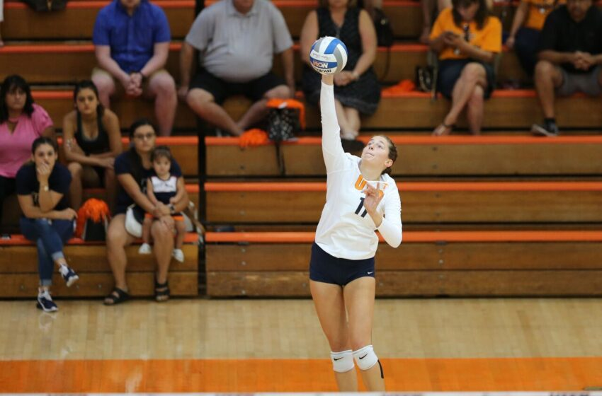 UTEP Volleyball Loses First Match of SDSU Challenge