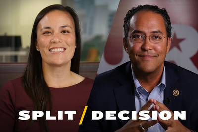 Video: Meet U.S. Rep. Will Hurd and his Democratic Challenger, Gina Ortiz Jones