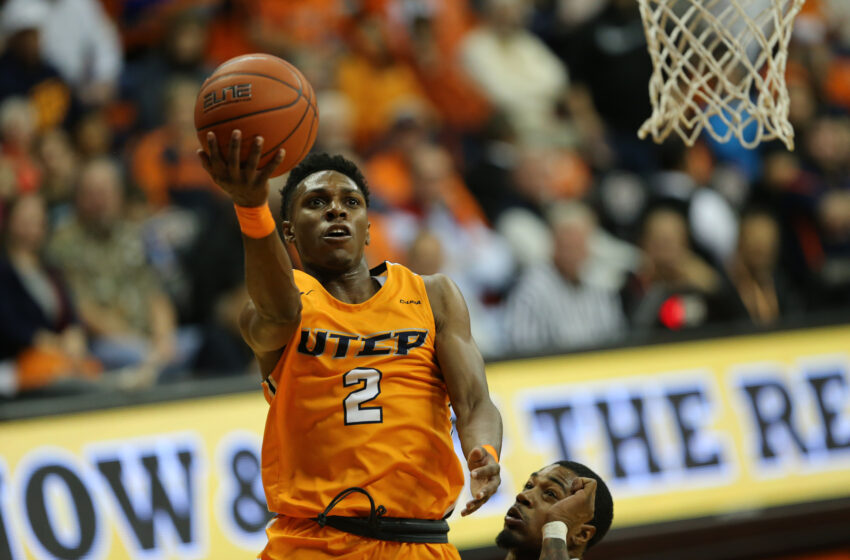UTEP's Jordan Lathon Named C-USA Freshman of the Week