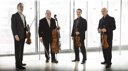 Juilliard String Quartet Comes to El Paso Next Week