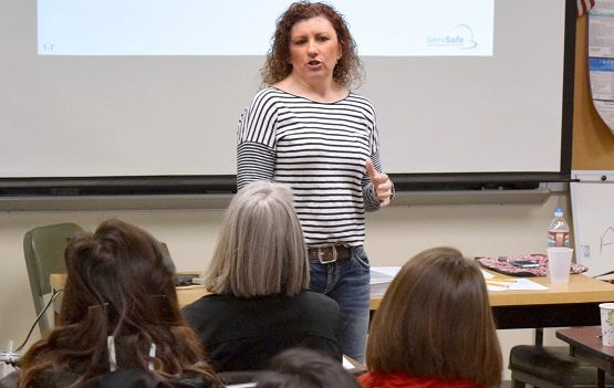 NMSU Extension Agents Receive State's new Food Safety Certification Training