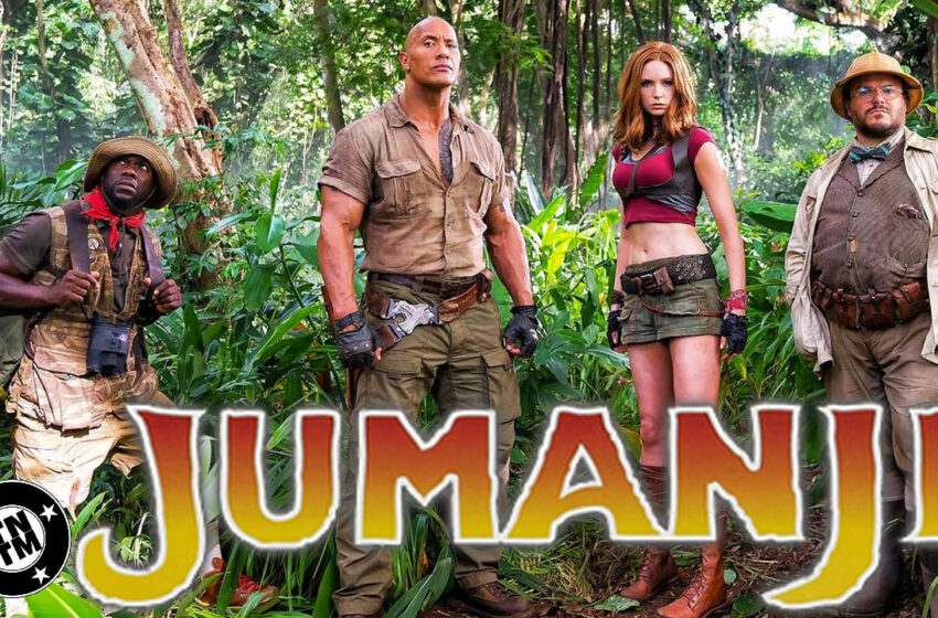 TNTM: Jumanji the sequel