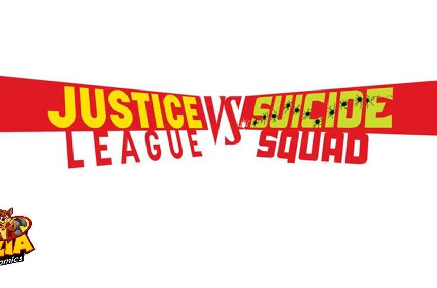 TNTM: Justice League vs. Suicide Squad