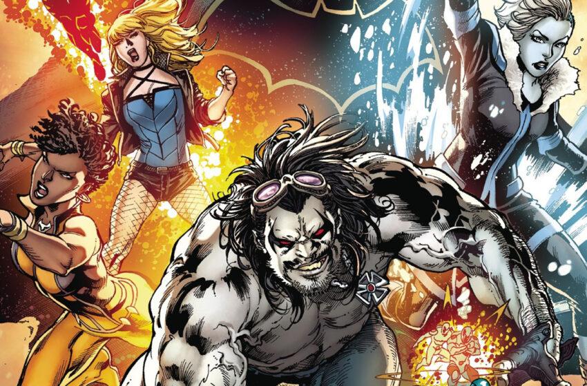 TNTM: Justice League of America (JLA) Rebirth