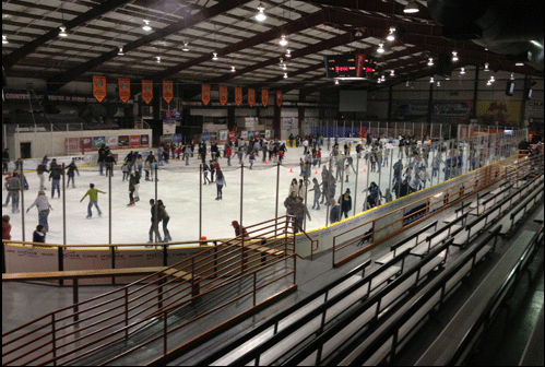 Holidays On Ice returns to County Coliseum Events Center