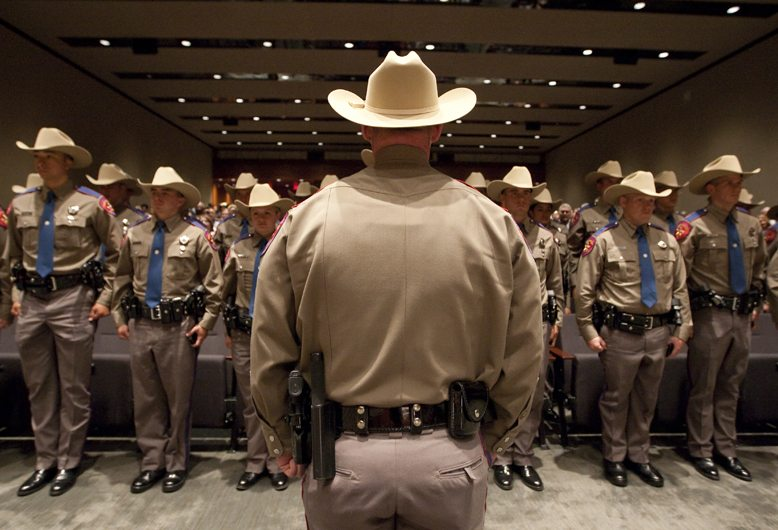 State Nearing Goal of 250 New Border Troopers