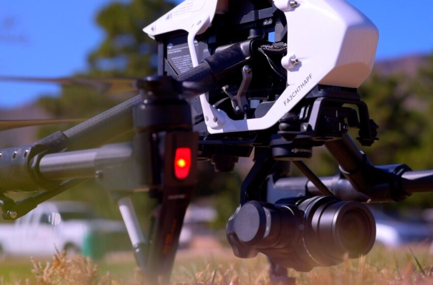 Local TV Stations KFOX14, CBS4 announce Drone Camera for News Coverage
