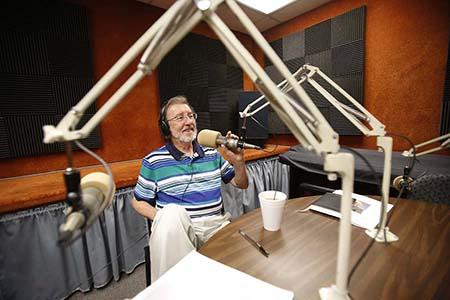 Longtime UTEP Chemistry Professor, Radio Host Approaches 46th Anniversary