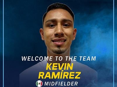 El Paso Locomotive FC Signs Midfielder, Kevin Ramirez, On Loan from Chivas
