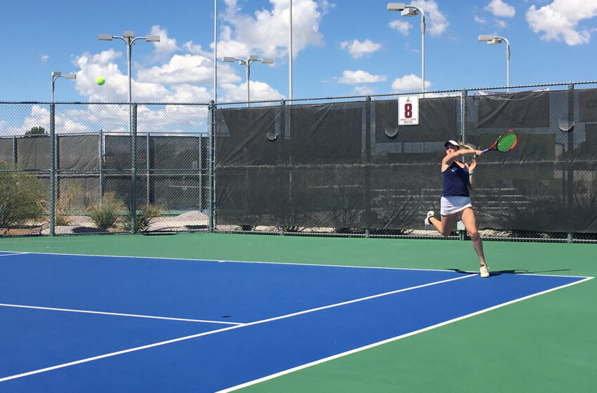 UTEP Tennis Shines On Second Day Of NM State Aggie Invite