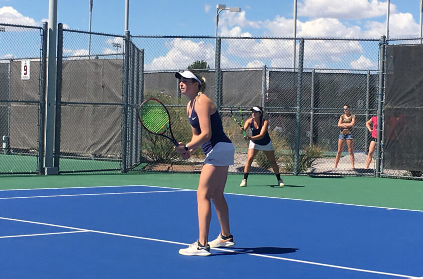 UTEP Thrives In Doubles Play On Opening Day Of NM State Aggie Invite