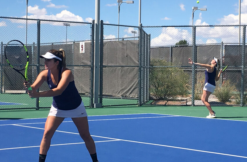 UTEP Tennis Has Solid Final Day At SDSU Fall Invite