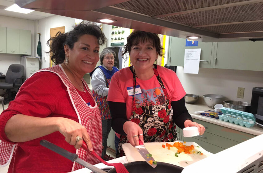 NMSU Extension Service, NM Dept of Health hosts Cooking Schools for Adults with Diabetes