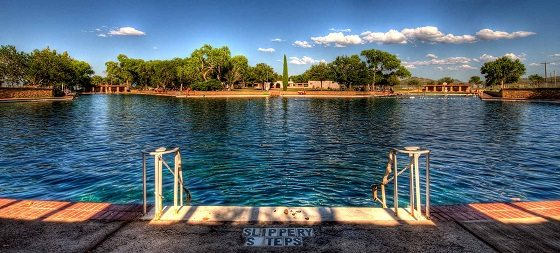 Entrance Changes Take Effect at Balmorhea State Park Memorial Day Weekend
