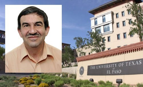 UTEP Engineering Professor Recognized for Dedication to Fuzzy Systems