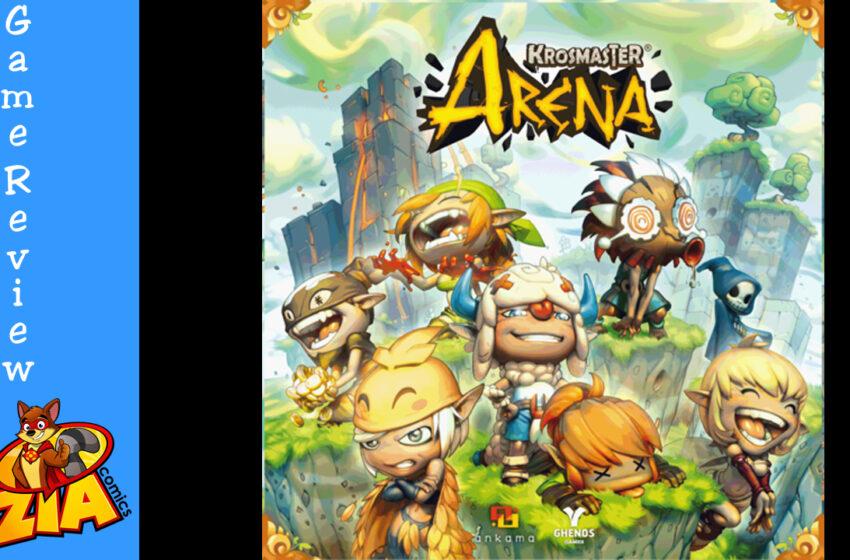 Krosmaster Arena Game Review