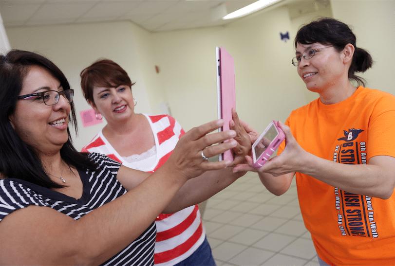 Video + Story: Hundreds of EPISD Teachers get Active Learning Training