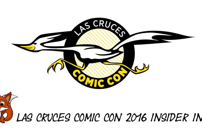 TNTM Las Cruces Comic Con preview