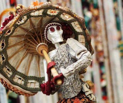 """Hermosos Huesos"" Exhibit opens at El Paso Museum of Art"